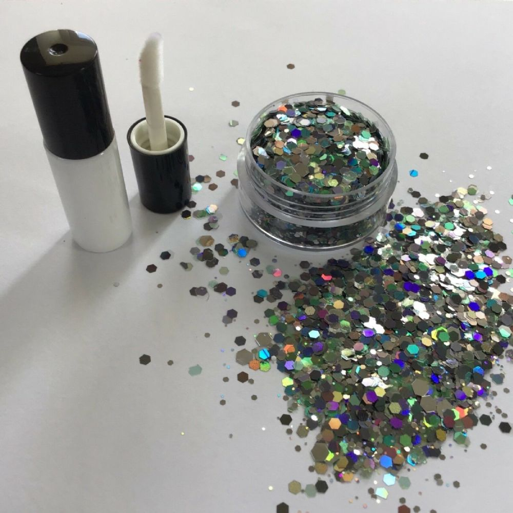 FESTIVAL GLITTER KIT -  MERMAID SCALES